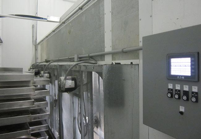 Refrigeration Cooler Controls at Walnut Creek Cheese
