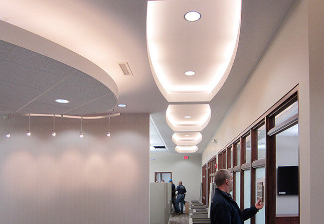 electrical and lighting system at new innovations